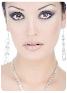 Завершенный образ - макияж 2013
