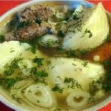 Улюш – блюдо башкирской кухни